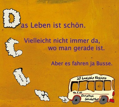 CD-Cover zur CD