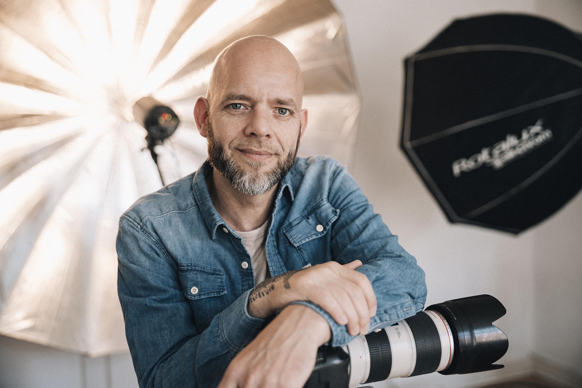 Mario Schmitt, Fotograf
